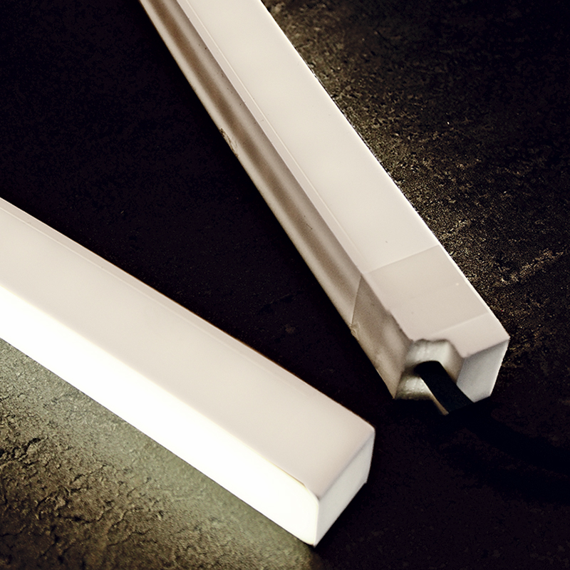 Varioled Flex Nike White Top View Ip67 Specs Led Linear